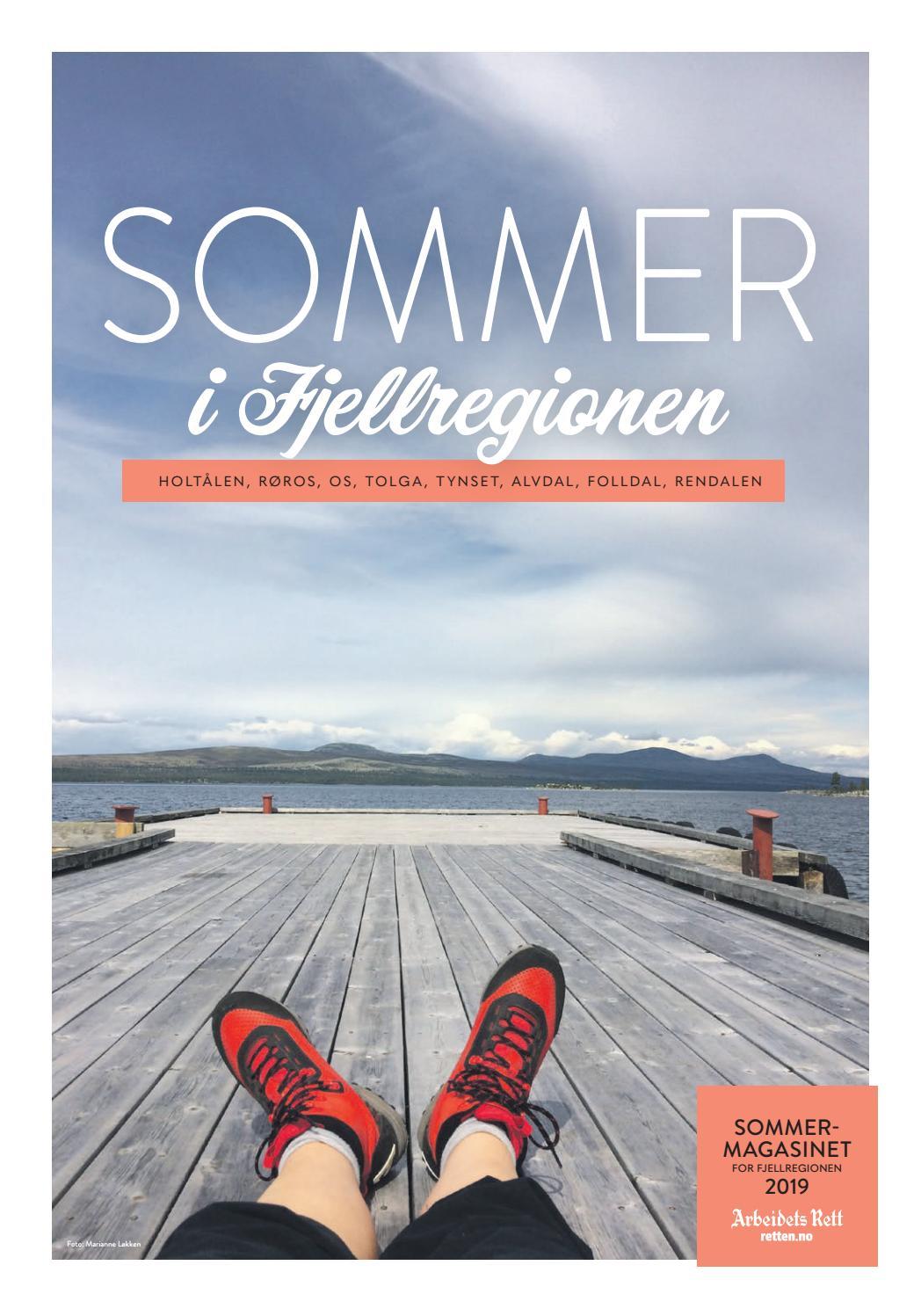 6c0f4f6ed Sommer i Fjellregionen by Amedia Annonseproduksjon AS - issuu