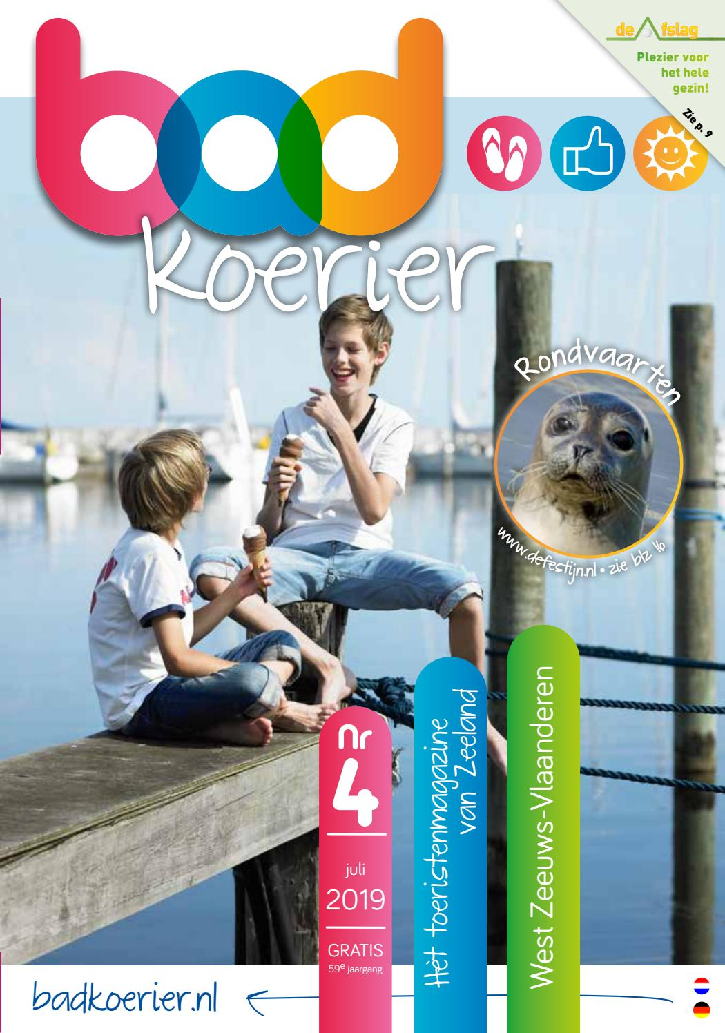 e0e0908c07be54 Badkoerier West Zeeuws-Vlaanderen nummer 4 by Pieters Media - issuu