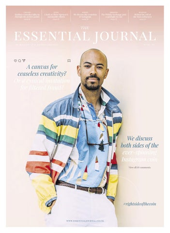 Essential Journal - Issue 44 by The Essential Journal - issuu