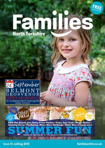29595d898 Families North Yorkshire Issue 89 Jul/Aug 2019 by Families Magazine ...