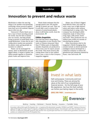 Page 10 of Business for the benefit of companies here and around the world