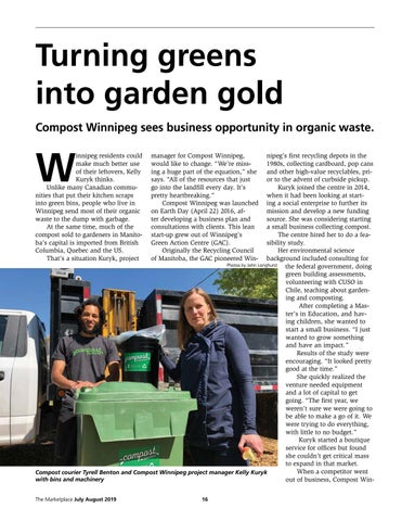 Page 16 of Turning greens into garden gold
