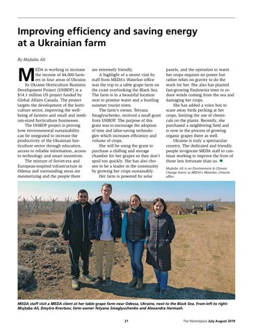 Page 21 of Improving efficiency and saving energy at a Ukrainian farm