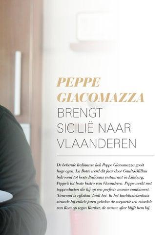 Page 7 of Peppe brengt Sicilië naar Vlaanderen