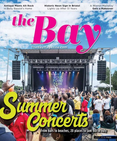 The Bay Magazine, July 2019