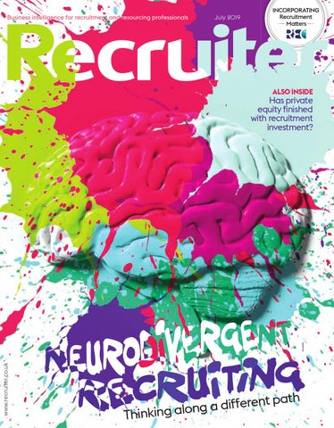 Recruiter July 2019 by Redactive Media Group - issuu