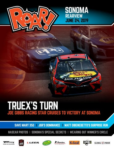 ROAR! 2019 Sonoma in June Rearview by A E  Engine - issuu