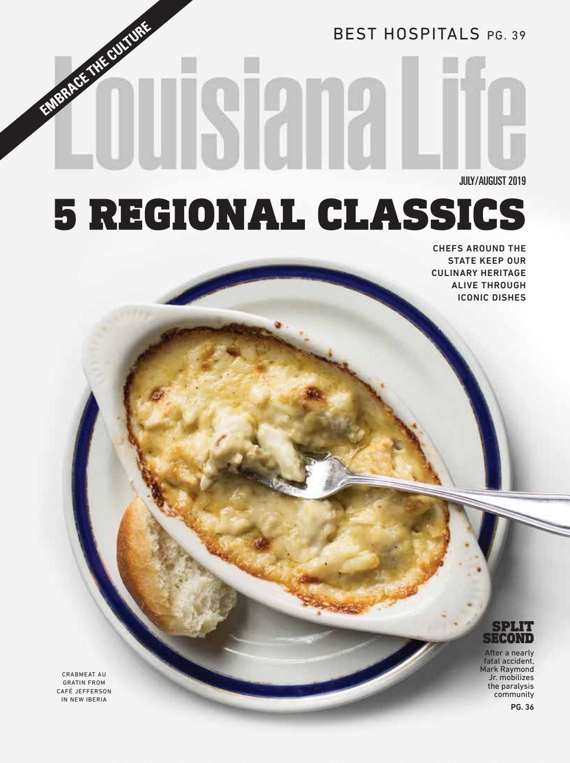 Louisiana Life July-August 2019 by Renaissance Publishing