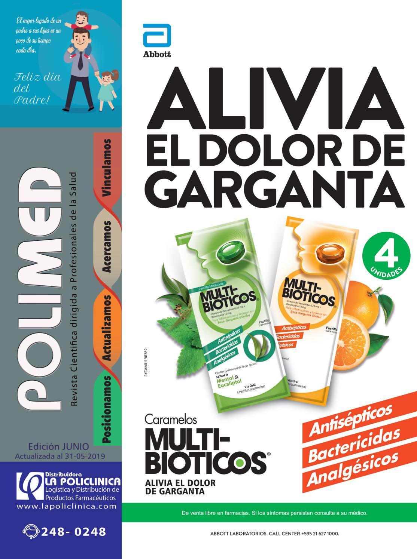Revista Polimed Junio 2019 By Lic Dg Carmen Calderon Issuu