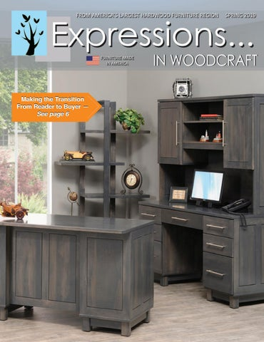 Expressions In Woodcraft Spring 2019 by Expressions In Woodcraft - issuu