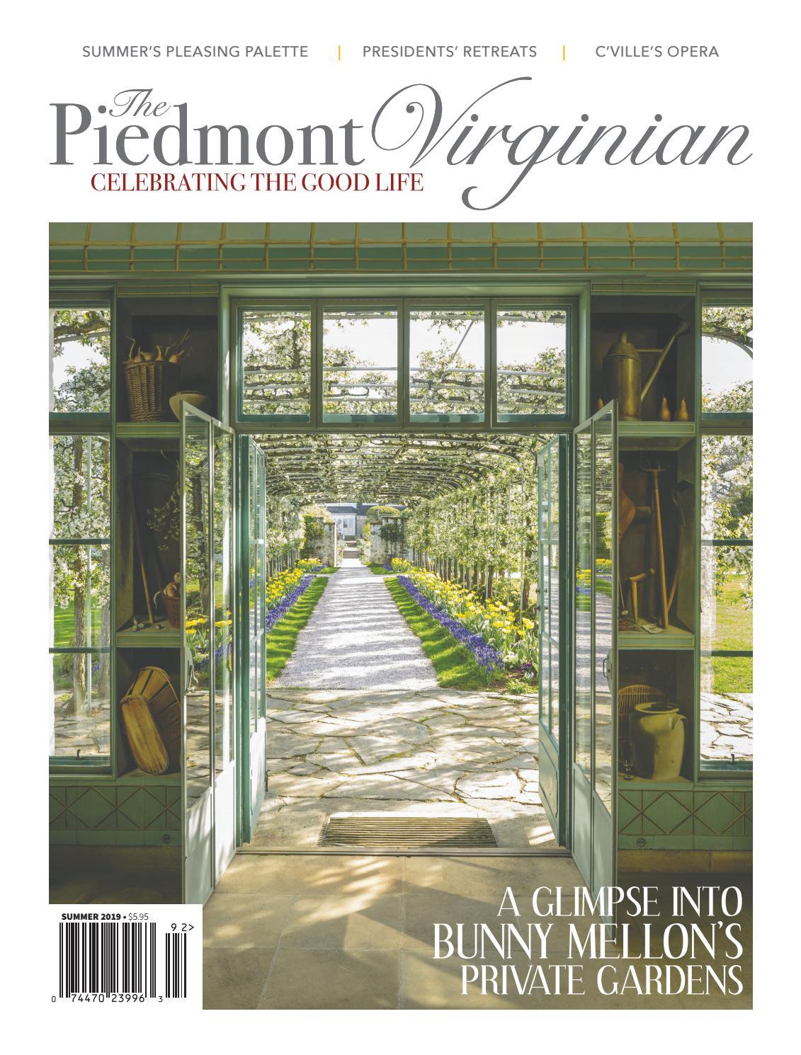 Transformation Palette En Jardiniere piedmont virginian summer 2019piedmont publishing group
