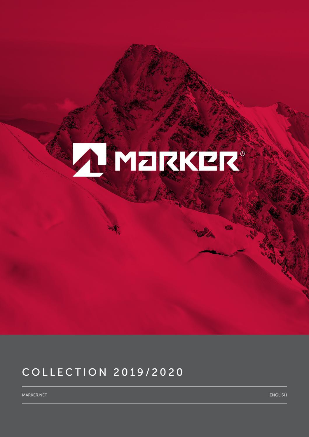 Katalog Marker 20192020 gogle, kaski, akcesoria i