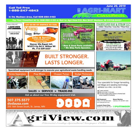 Agri News | June 2013 | Issue 20 by Victoria Smith - issuu