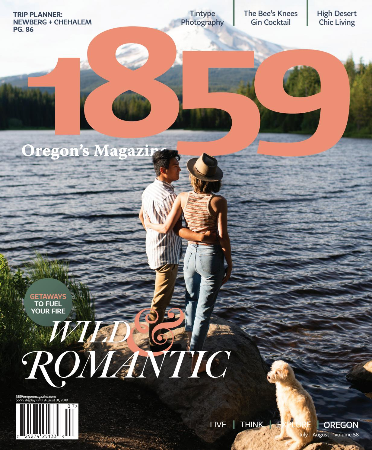 1859 Oregon's Magazine | July/August 2019 by Statehood Media