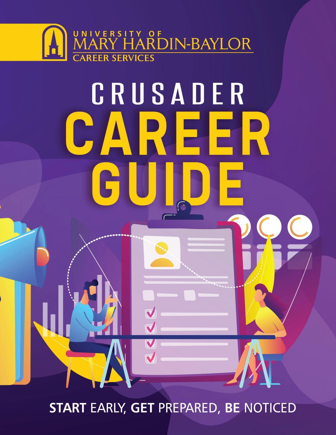 umhb career guide