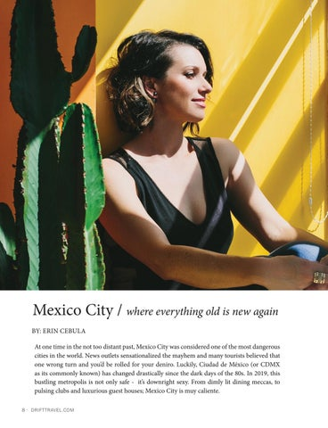 Page 10 of Mexico City with a Little Sizzle
