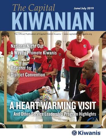 The Capital Kiwanian - June/July 2019