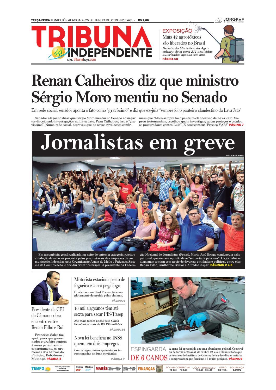 bac4791b6 Edição número 3420 - 25 de junho de 2018 by Tribuna Hoje - issuu