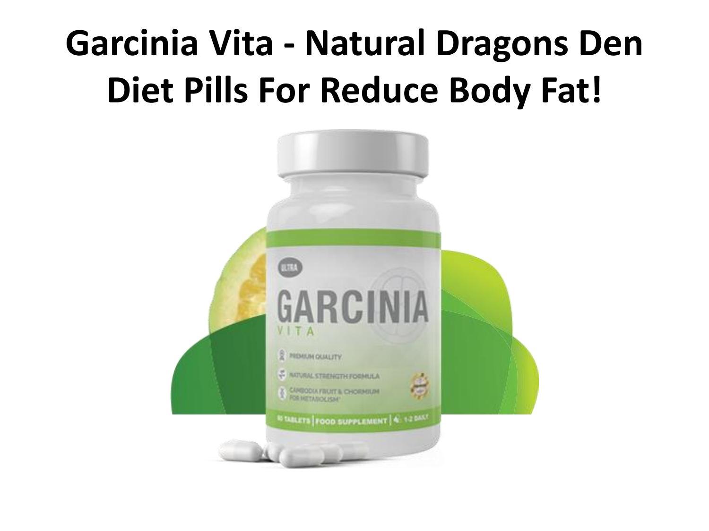 garcinia diet pills dragons den