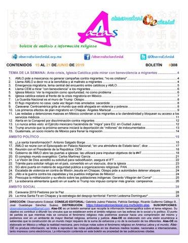 Boletín Alas Oe 308 By Boletín Alas Oe Issuu
