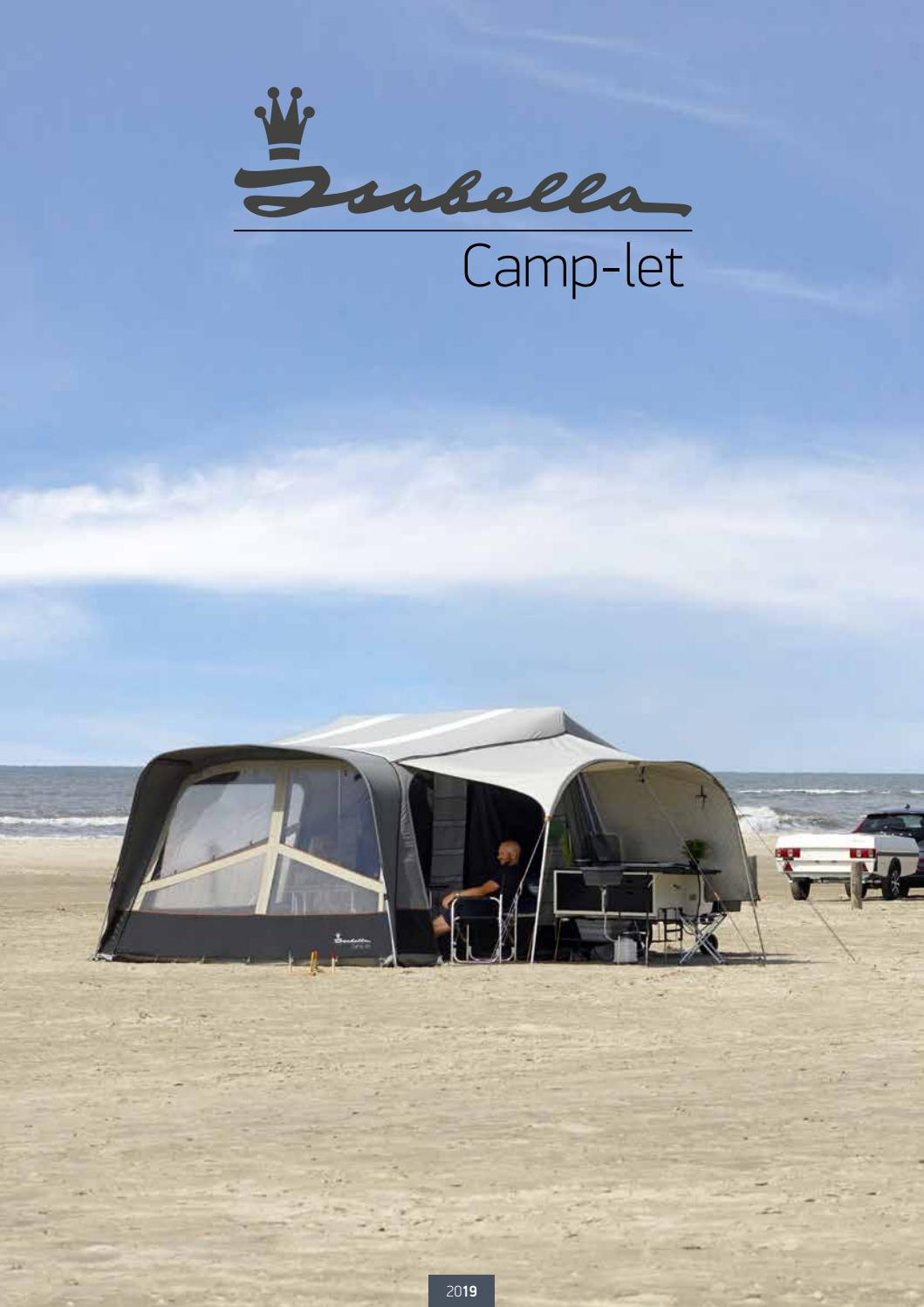 Costo Veranda In Pvc isabella camp-let catalogue uk 2019 by isabella a/s - issuu