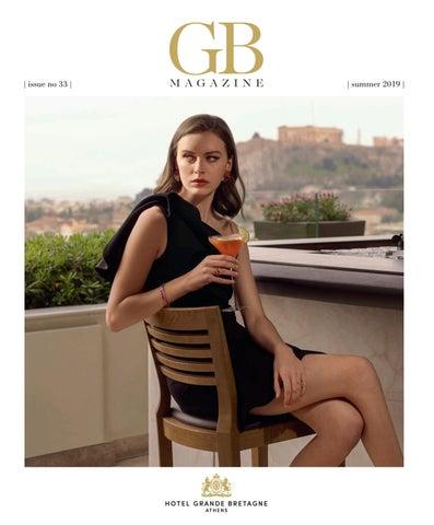 d6c59542e94 GB Magazine_Summer 2019 by Hotel Grande Bretagne, a Luxury ...