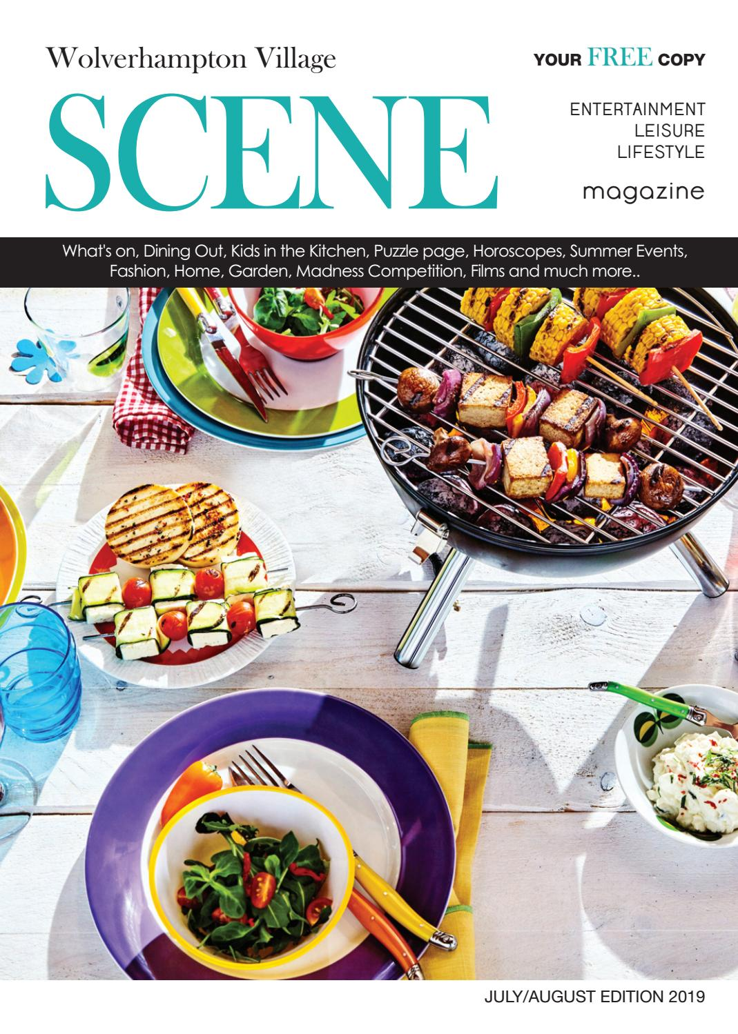 Wolverhampton & Villages Scene magazine Summer 2019 by Sarah