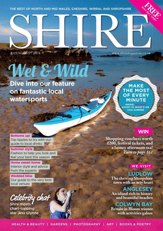 def4cad5b4f Shire Magazine July-August 2019 by Superstar Publishing - issuu