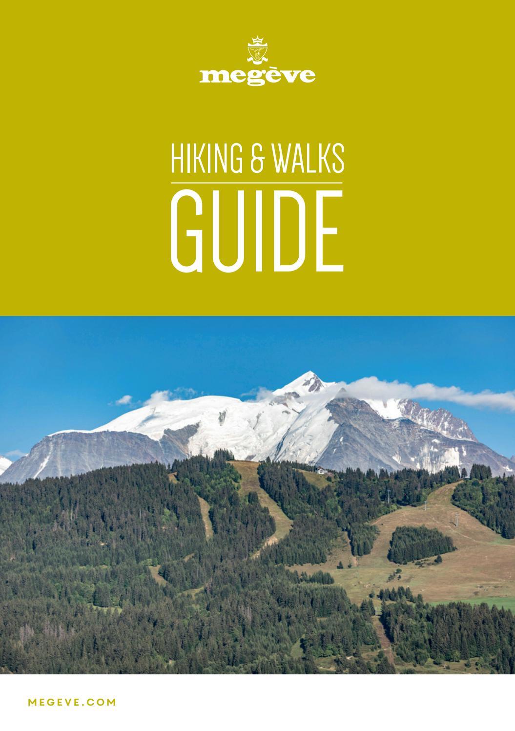 Le Refuge Megeve Architecte megève hiking & walks guidemegève (officiel) - issuu