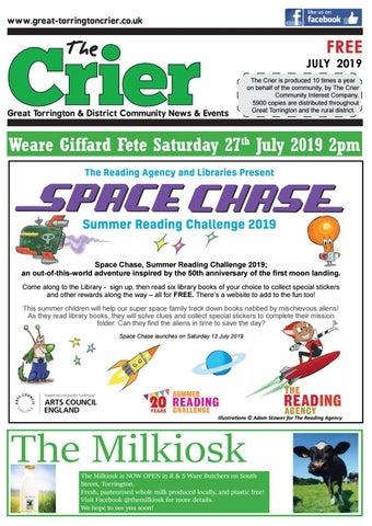Torrington Crier July 2019 by The Torrington Crier - issuu