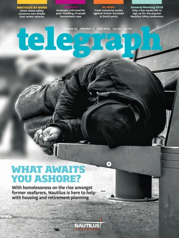 Nautilus Telegraph July 2019 by Nautilus Telegraph - issuu