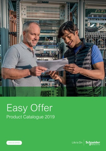 Schneider Electric Easy Catalogue by whatusee - issuu