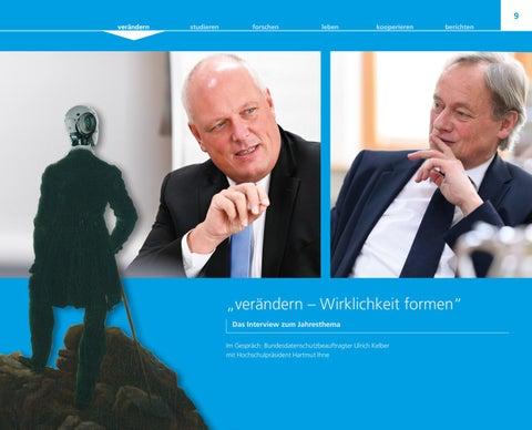 """Page 9 of """"verändern – Wirklichkeit formen"""" - Das Interview zum Jahresthema"""