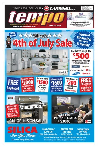Tempo for Week of June 25, 2019 by Delta Publications - issuu