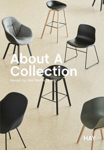 Swell About A Collection 2019 Design By Hee Welling Hay By Hay Ibusinesslaw Wood Chair Design Ideas Ibusinesslaworg