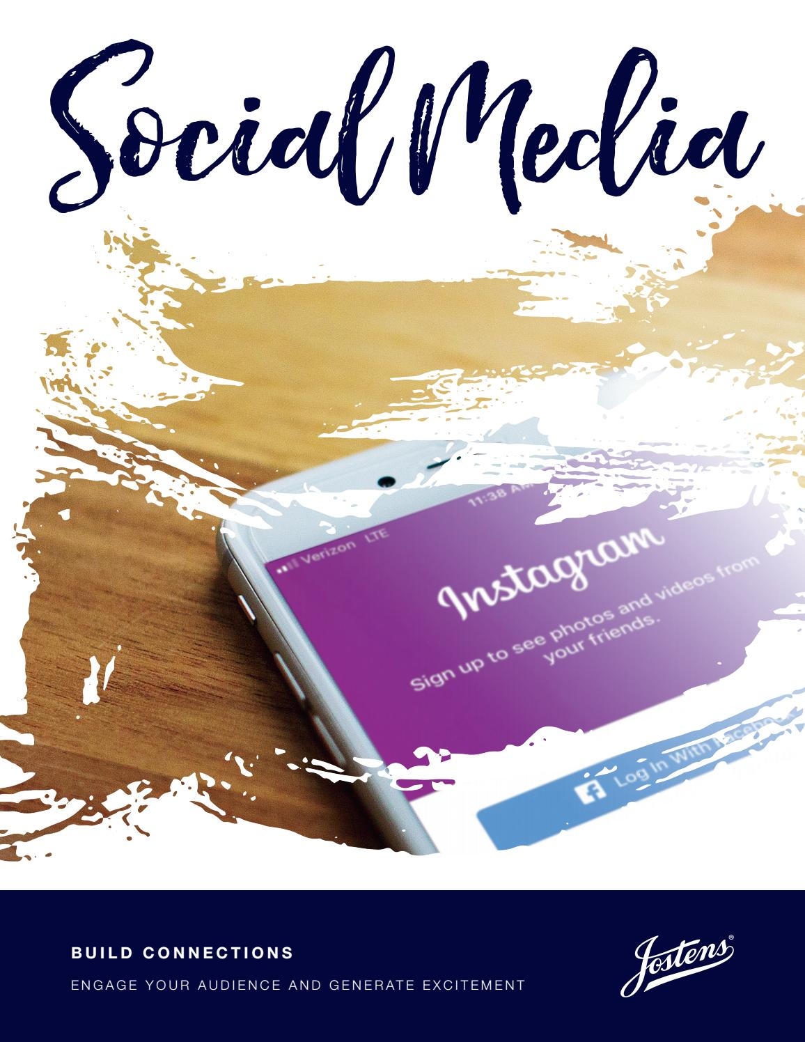 Yearbook Social Media By Jostens By Jostens Yearbook Issuu