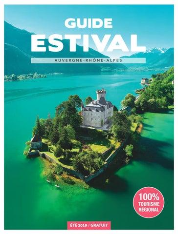Guide Magazine Issuu Alpes Rhône Auvergne Spot Estival 2019 By uPkXZi