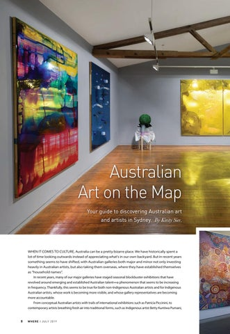 Page 10 of Australian Art on the Map