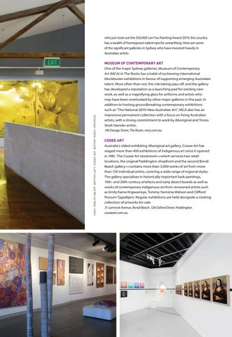 Page 11 of Australian Art on the Map