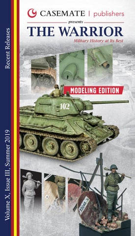 Warrior 32 Modeling Edition by Casemate Publishers Ltd - issuu