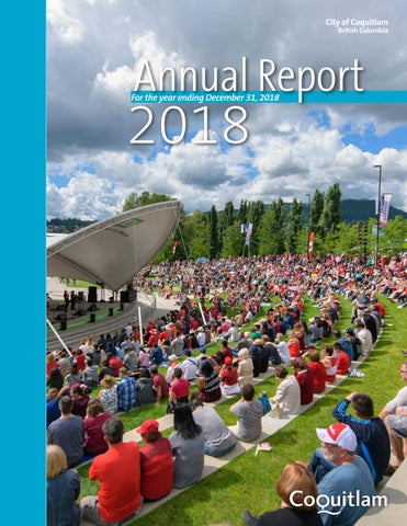 Coquitlam Annual Report 201 8 by City of Coquitlam - issuu