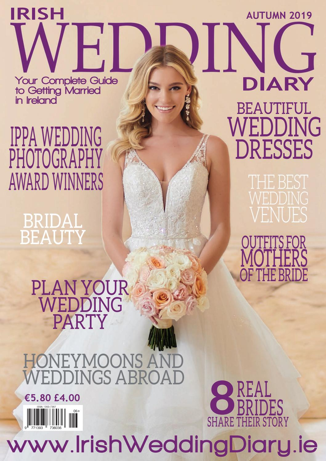 Irish Wedding Diary Autumn 2019 By Irish Wedding Diary Magazine