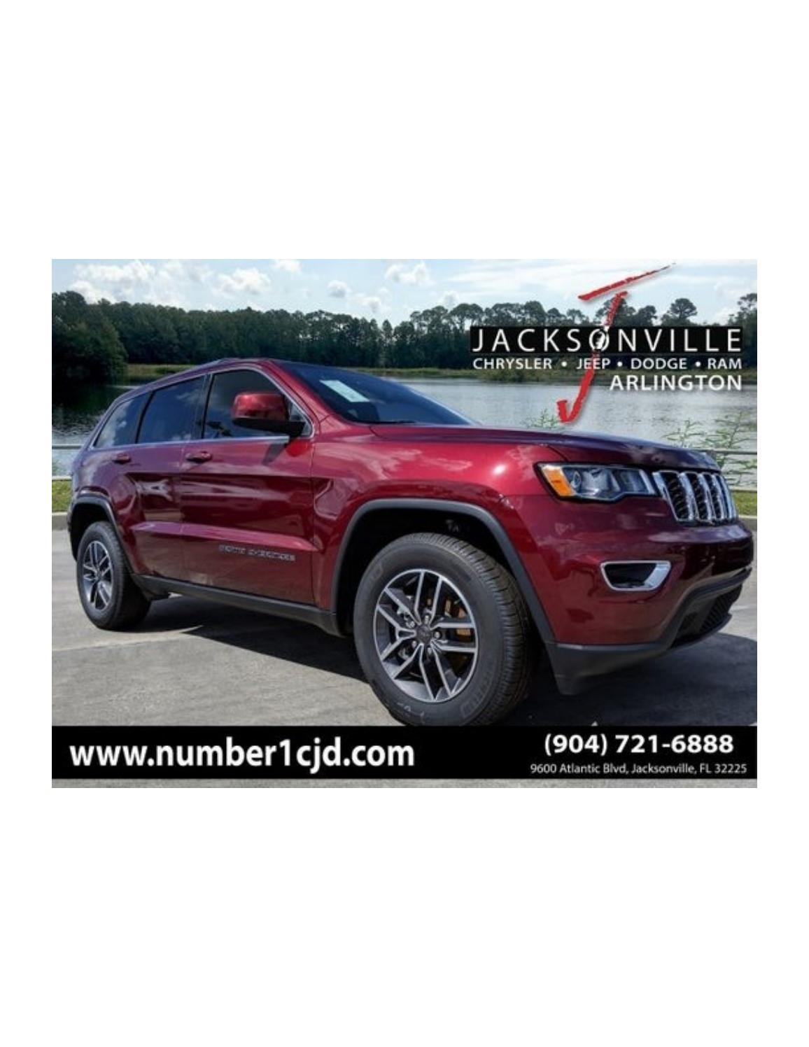 Jacksonville Chrysler Jeep Dodge Arlington >> Jacksonville Chrysler Jeep Dodge Ram Arlington By Tkmkt Issuu