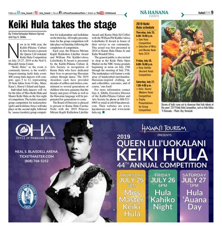 Page 9 of Keiki Hula takes the stage