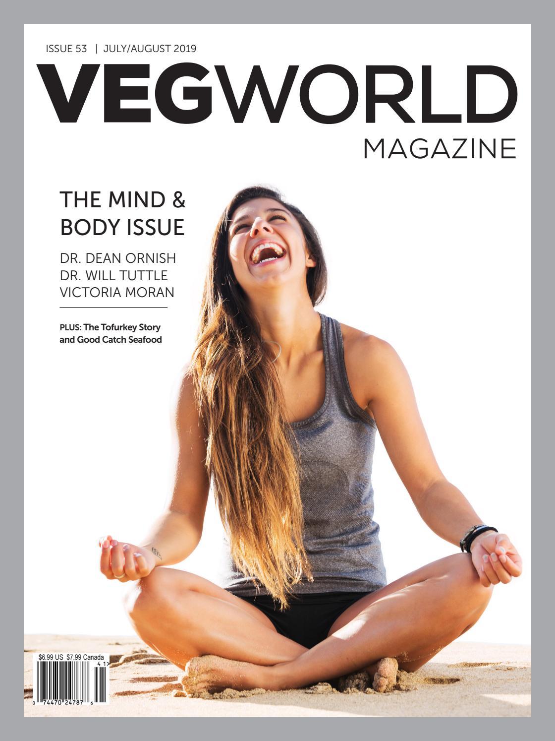 27dd6bc7d4f8c0 VEGWORLD 53 - The Mind And Body Issue by vegworldmagazine - issuu