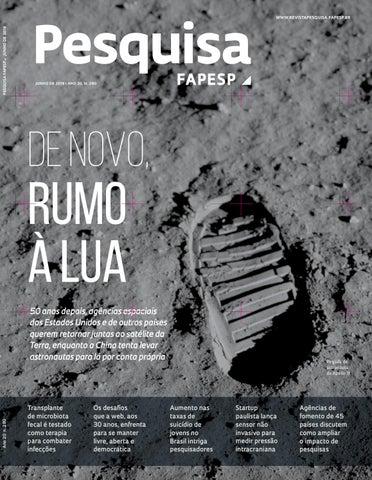 8af0a382a2 De novo, rumo à Lua by Pesquisa Fapesp - issuu
