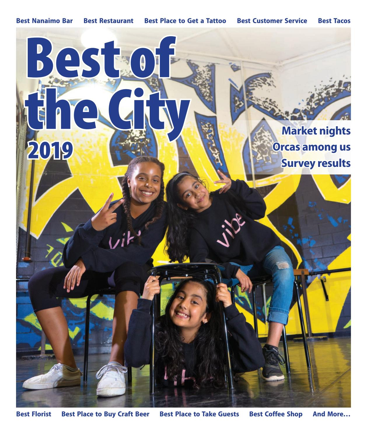 Special Features - Nanaimo Best of the City 2019 by Black