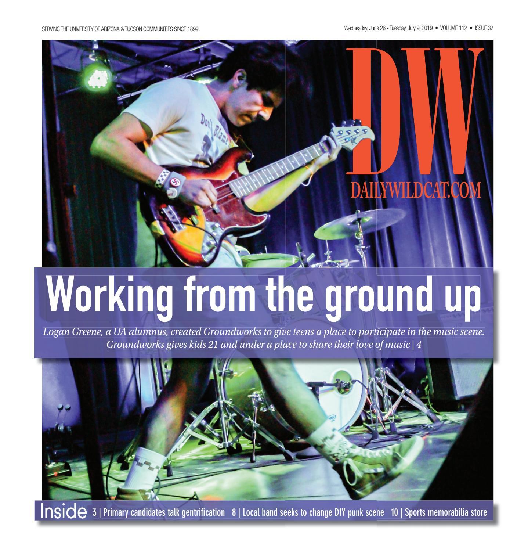 cc9dcbe812 6.26.19 by Arizona Daily Wildcat - issuu