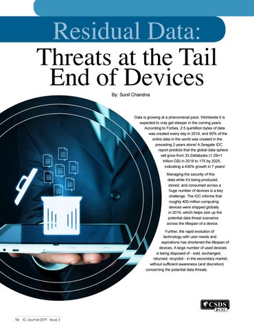 Page 18 of Residual Data : Threats at the Tail End of Devices