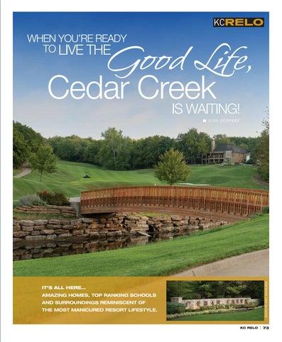 Page 75 of The Good Life - Cedar Creek